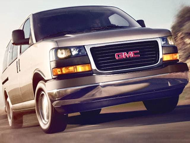 Highest Horsepower Van/Minivans of 2010 - 2010 GMC Savana 2500 Passenger