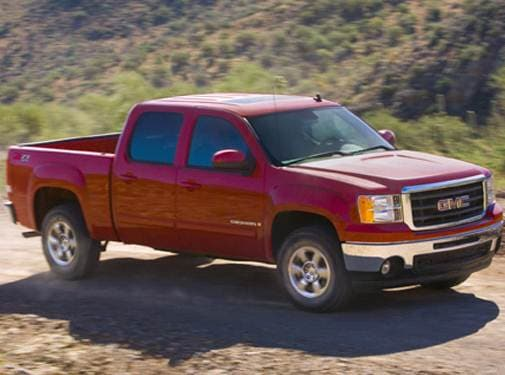 Most Popular Hybrids of 2010 - 2010 GMC Sierra 1500 Crew Cab