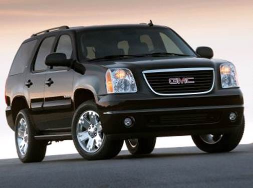 Most Popular Hybrids of 2010 - 2010 GMC Yukon
