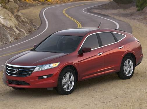 Top Consumer Rated SUVS of 2010 - 2010 Honda Accord Crosstour