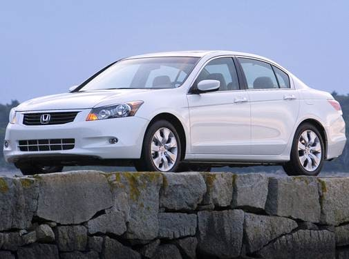 Most Popular Sedans of 2010 - 2010 Honda Accord
