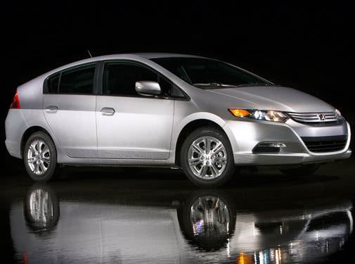 Most Fuel Efficient Hatchbacks of 2010 - 2010 Honda Insight