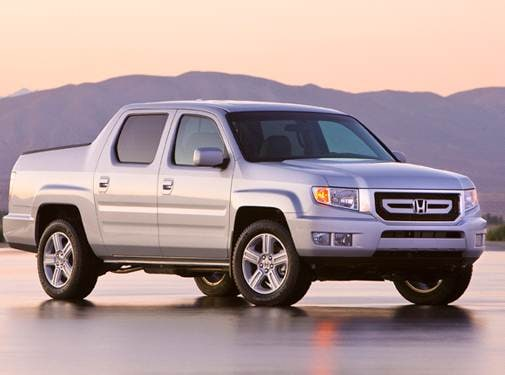 Top Consumer Rated Crossovers of 2010 - 2010 Honda Ridgeline