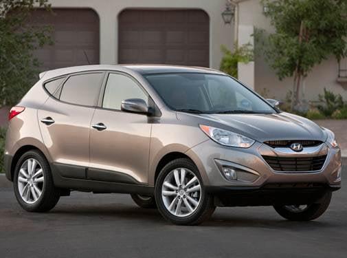 Most Fuel Efficient Suvs Of 2010 Hyundai Tucson
