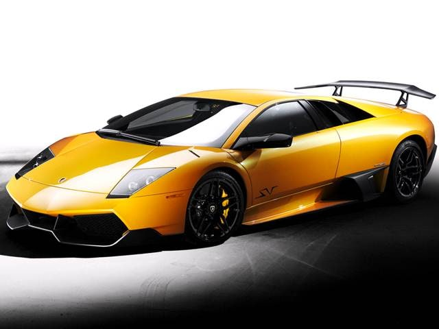 Highest Horsepower Luxury Vehicles of 2010 - 2010 Lamborghini Murcielago