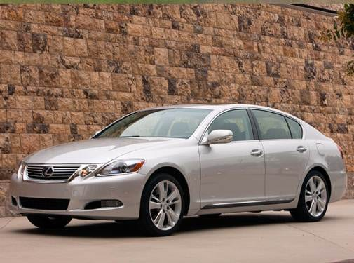 Highest Horsepower Hybrids of 2010 - 2010 Lexus GS