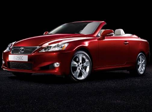 Most Fuel Efficient Luxury Vehicles of 2010 - 2010 Lexus IS