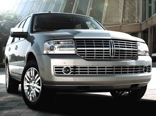 Top Consumer Rated SUVS of 2010 - 2010 Lincoln Navigator