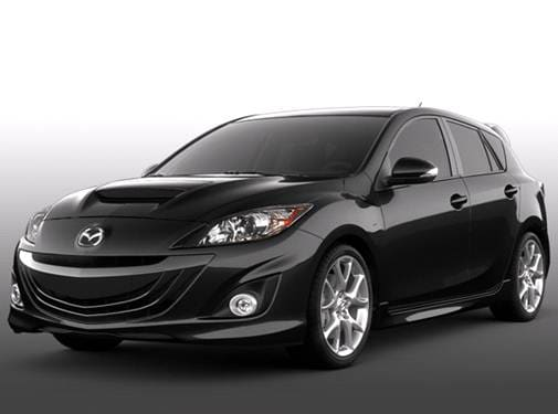 Highest Horsepower Hatchbacks of 2010 - 2010 Mazda MAZDA3