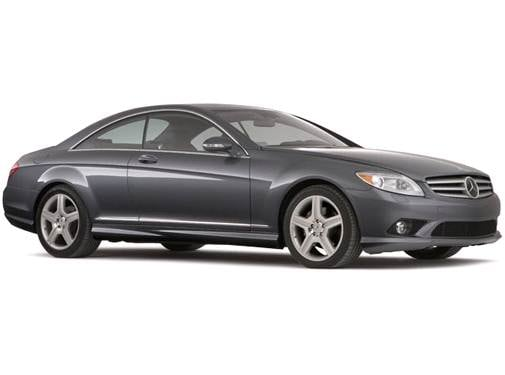 Top Consumer Rated Coupes of 2010 - 2010 Mercedes-Benz CL-Class