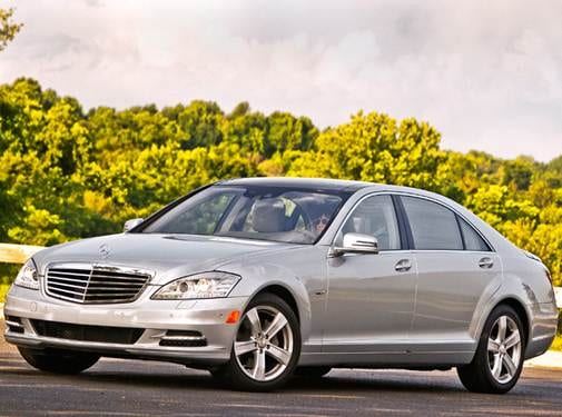 Top Consumer Rated Sedans of 2010 - 2010 Mercedes-Benz S-Class