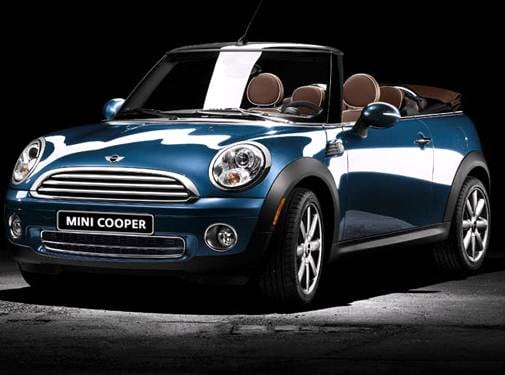 Most Popular Convertibles of 2010 - 2010 MINI Convertible
