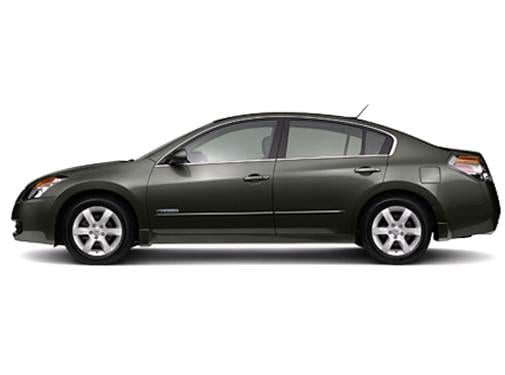 Most Popular Hybrids of 2010 - 2010 Nissan Altima