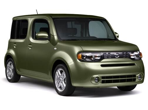 Top Consumer Rated Wagons of 2010 - 2010 Nissan cube