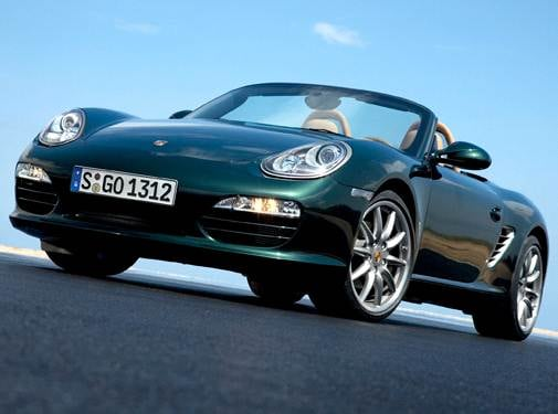 Top Consumer Rated Luxury Vehicles of 2010 - 2010 Porsche Boxster