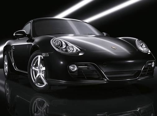 Top Consumer Rated Luxury Vehicles of 2010 - 2010 Porsche Cayman