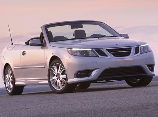 Most Popular Convertibles of 2010 - 2010 Saab 9-3