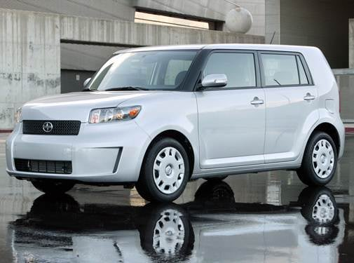 Top Consumer Rated Wagons of 2010 - 2010 Scion xB