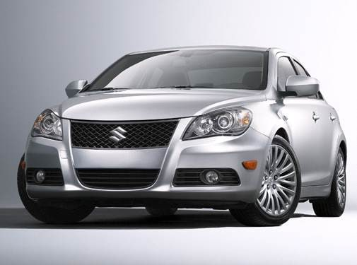Top Consumer Rated Sedans of 2010 - 2010 Suzuki Kizashi
