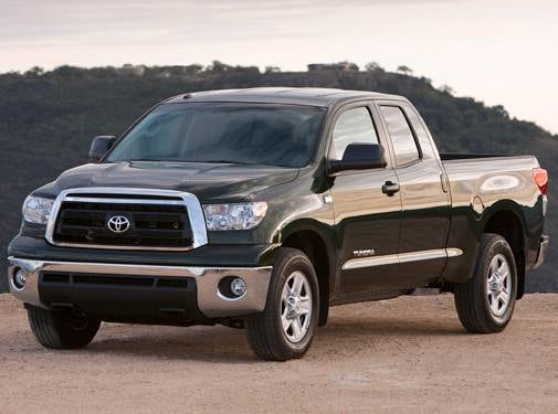 Highest Horsepower Trucks of 2010 - 2010 Toyota Tundra Double Cab
