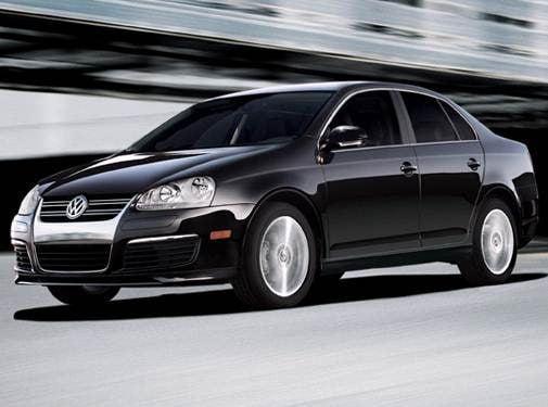 Most Popular Sedans of 2010 - 2010 Volkswagen Jetta
