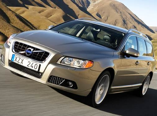 Top Consumer Rated Wagons of 2010 - 2010 Volvo V70