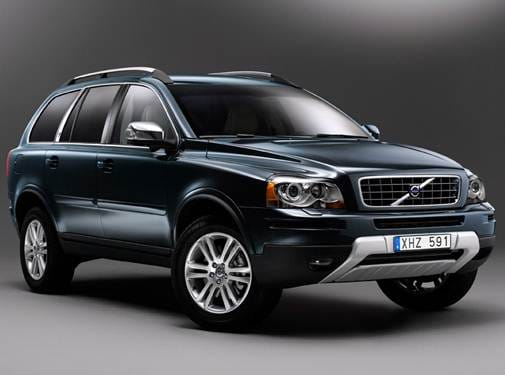 Most Popular Crossovers of 2010 - 2010 Volvo XC90
