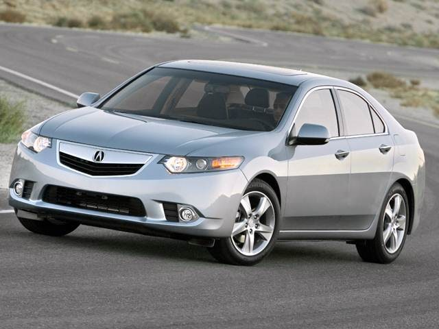 Top Consumer Rated Sedans of 2011 - 2011 Acura TSX