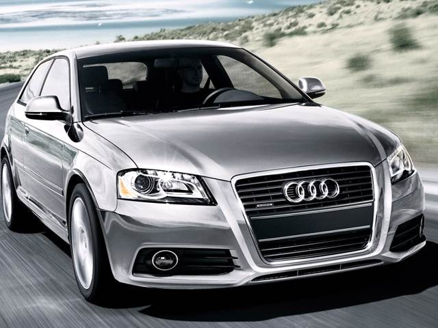 Top Expert Rated Wagons of 2011 - 2011 Audi A3