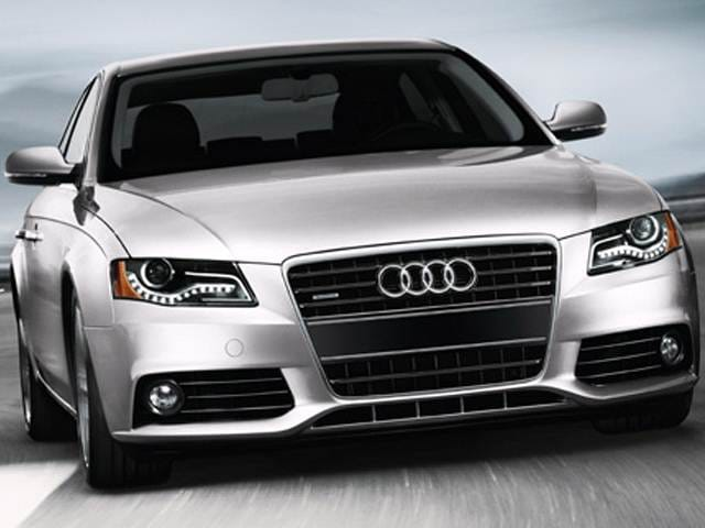 Best Safety Rated Luxury Vehicles of 2011 - 2011 Audi A4