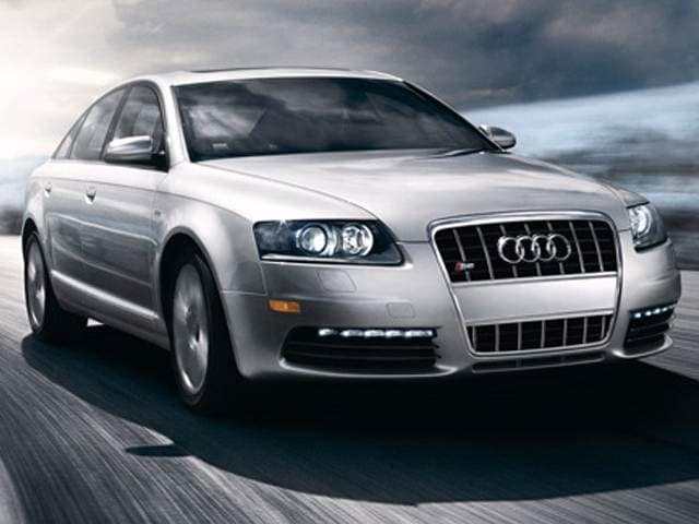 Top Consumer Rated Sedans of 2011 - 2011 Audi S6