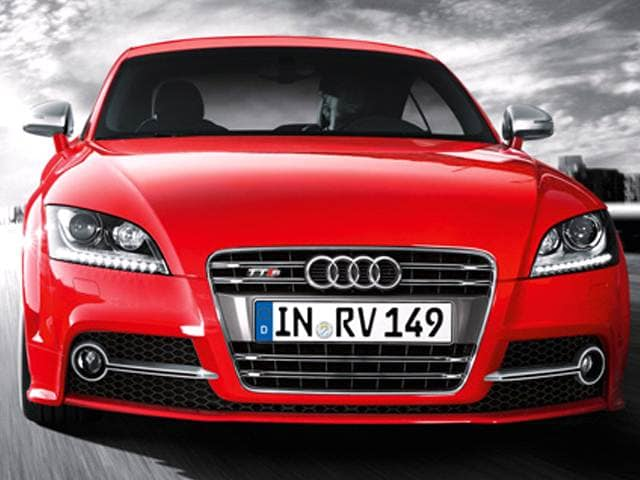 Most Fuel Efficient Coupes of 2011 - 2011 Audi TT