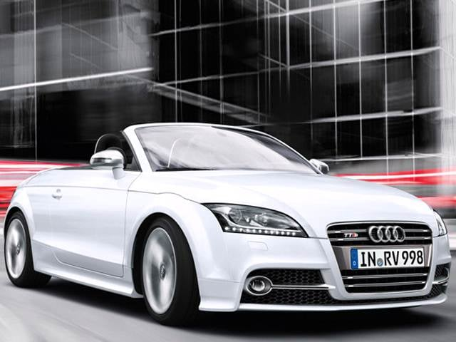 Most Fuel Efficient Convertibles of 2011 - 2011 Audi TT