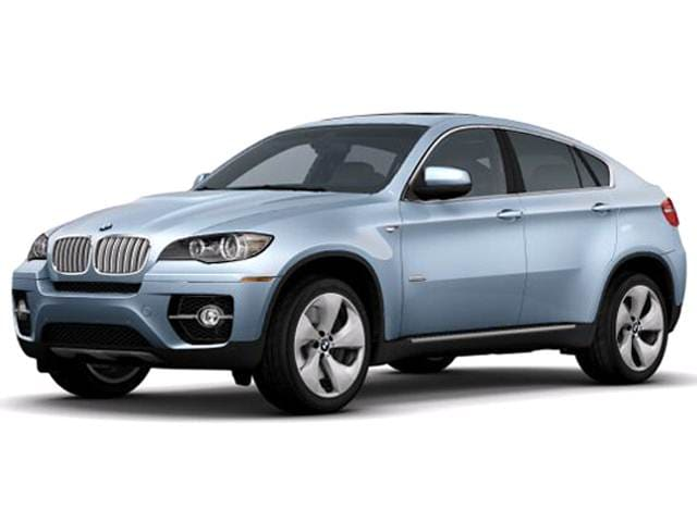 Highest Horsepower Hybrids of 2011 - 2011 BMW X6