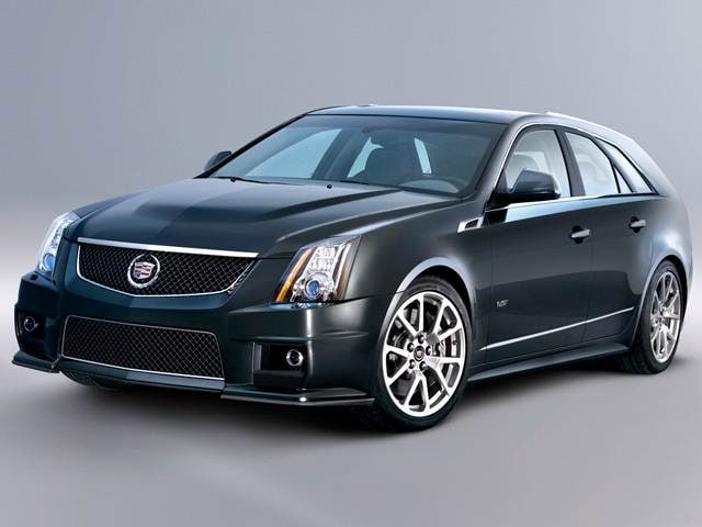 Highest Horsepower Wagons of 2011 - 2011 Cadillac CTS