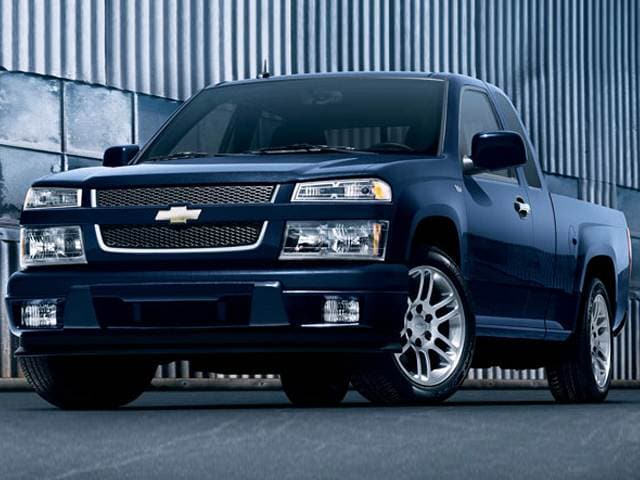 Most Fuel Efficient Trucks of 2011 - 2011 Chevrolet Colorado Extended Cab