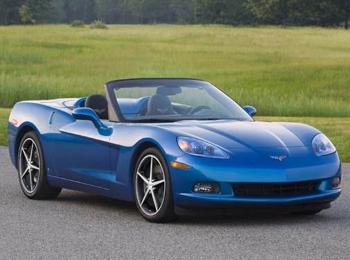 Top Consumer Rated Convertibles of 2011 - 2011 Chevrolet Corvette