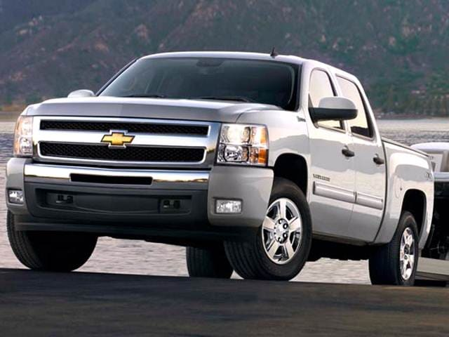 Most Fuel Efficient Trucks of 2011 - 2011 Chevrolet Silverado 1500 Crew Cab