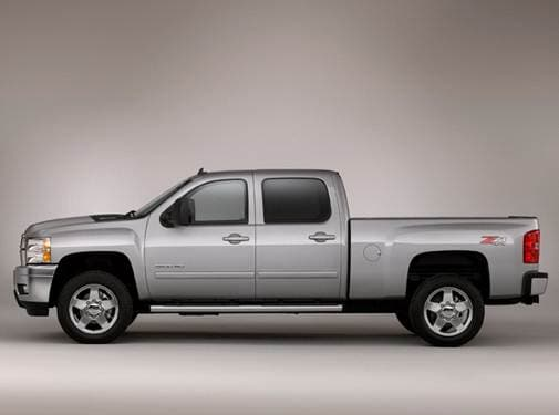 Highest Horsepower Trucks of 2011 - 2011 Chevrolet Silverado 2500 HD Crew Cab