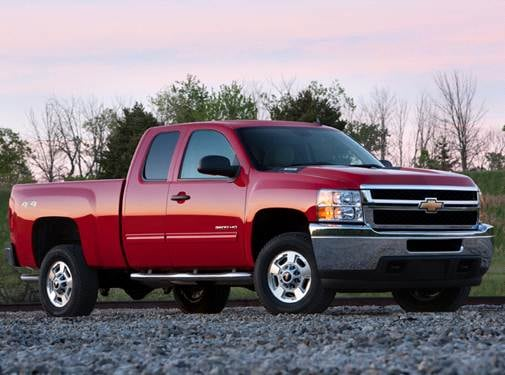 Highest Horsepower Trucks of 2011 - 2011 Chevrolet Silverado 2500 HD Extended Cab