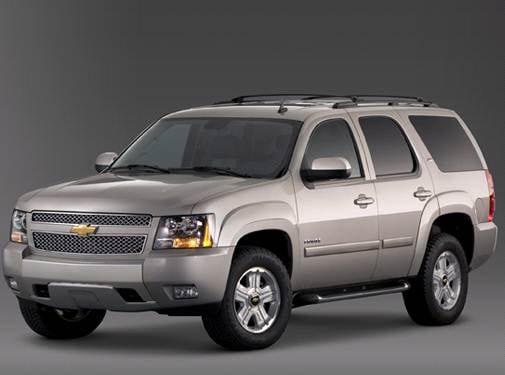 Most Popular Hybrids of 2011 - 2011 Chevrolet Tahoe