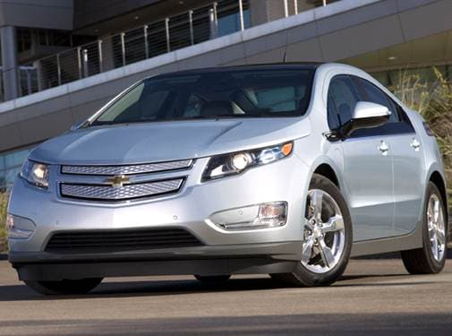 Best Safety Rated Sedans of 2011 - 2011 Chevrolet Volt