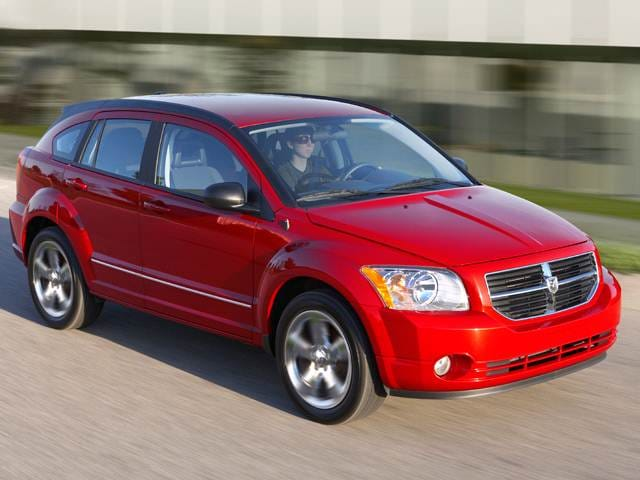 Best Safety Rated Wagons of 2011 - 2011 Dodge Caliber