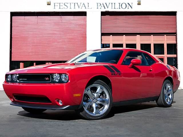 Top Consumer Rated Coupes of 2011 - 2011 Dodge Challenger
