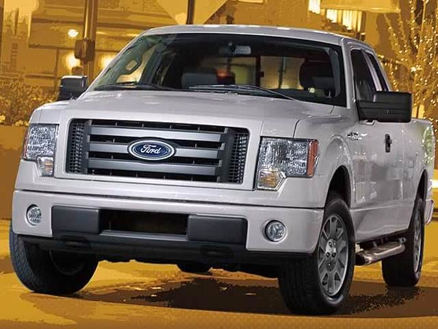 Top Expert Rated Trucks of 2011 - 2011 Ford F150 Super Cab