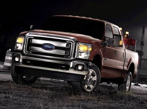 Highest Horsepower Trucks of 2011 - 2011 Ford F350 Super Duty Crew Cab