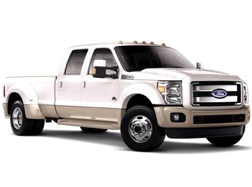 Top Consumer Rated Trucks of 2011 - 2011 Ford F450 Super Duty Crew Cab