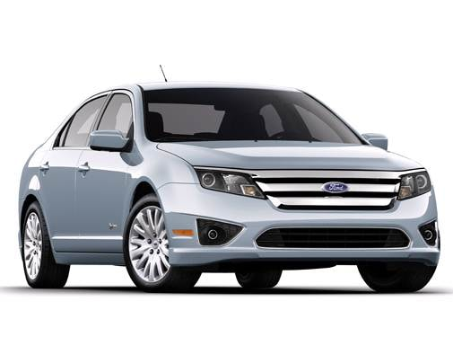 Top Expert Rated Hybrids of 2011 - 2011 Ford Fusion