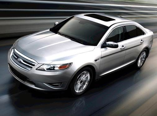 Top Expert Rated Sedans of 2011 - 2011 Ford Taurus