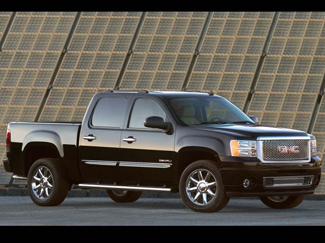 Highest Horsepower Trucks of 2011 - 2011 GMC Sierra 1500 Crew Cab